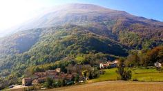 Monti Sibillini, Italiy the end of october