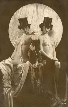 Burlesque, 1920s Germany