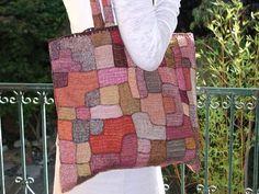 Sophie Digard Modern Tote Bag