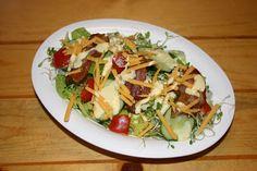 BLT Salad and Homemade Dressing