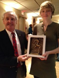 The Derryfield School ~ Hecox '15 Named Top 10 Runner in New Hampshire