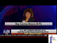 U.S. Rep Corrine Brown (D-FL) Indicted After Fraud Investigation - Happening Now   1Plus News