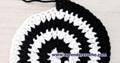 Aprender Croche Video-Aulas Curso de Croche Passo a Passo para Iniciantes destros ou canhotos com Edinir-Croche.