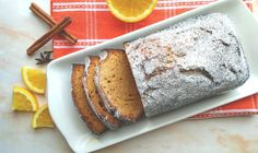 Fill your home with the delicious aroma of this Spiced Orange and Honey Loaf Cake. Bursting with a combination of tangy citrus, sweet honey and mixed spices this has truly become one of my favorite loaf cakes.