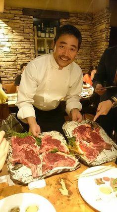 肉とワイン@大阪 遊山