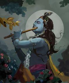 Arte Krishna, Krishna Radha, Krishna Flute, Jai Shree Krishna, Durga, Little Krishna, Baby Krishna, Krishna Lila, Radha Krishna Pictures