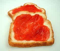Toast Soap - Strawberry Jam - Goats Milk Soap Bar