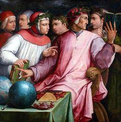 DESDE MI VENTANA: Dante, Poeta y Hombre de Ciencia