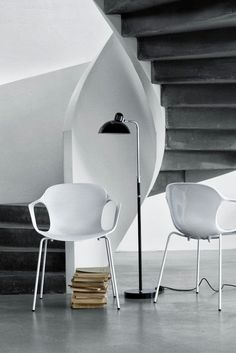 """the NAP chair by the designer  Kasper Salto. It's means: """"Normal, Active and Passive, because sitting is in fact a constant movement"""""""