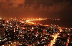 #Marine drive #mumbai, india @nishjamvwal http://nishajamvwal.blogspot.in/