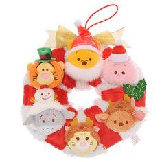 Japan Christmas Wreath released 1st November 2016