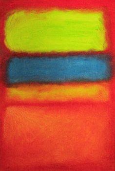 art school-Mark Rothko
