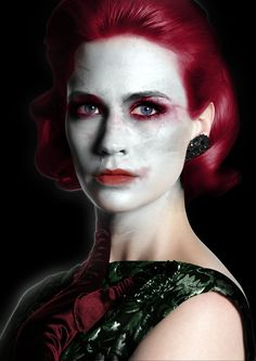 Poison Ivy - Gotham's Mad Men: If Mad Men characters were Batman's enemies.
