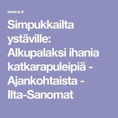 Simpukkailta ystäville: Alkupalaksi ihania katkarapuleipiä - Ajankohtaista - Ilta-Sanomat