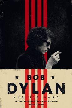 Bob Dylan, Poster