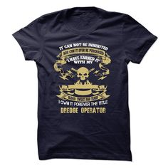 Awesome T-shirts [Best Price] Dredge Operator  - (3Tshirts)  Design Description: Are You Dredge Operator  ! This Shirts For You. ***If you dont absolutely love our design, just SEARCH your favorite one by using search bar on the header. ****  If you do not utterly lo... -  #shirts - http://tshirttshirttshirts.com/automotive/best-price-dredge-operator-3tshirts.html