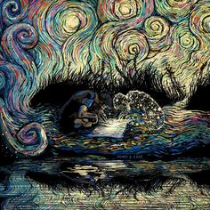 Art by James R. Eads