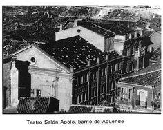 Teatro salón Apolo