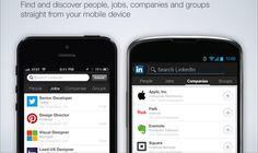 #LinkedIn actualiza su #aplicación #móvil con búsquedas a puestos, empresas y grupos [#Android - #iOS]
