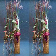 Gregor Lersch, Glass Vase, Floral Design, Culture, Flowers, Christmas, Painting, Instagram, Florists