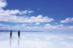 우유니 소금사막, 볼리비아 (Salar de Uyuni, Bolivia)
