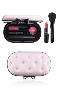MAC Sinfully Chic Divine Desire Paramour Pink