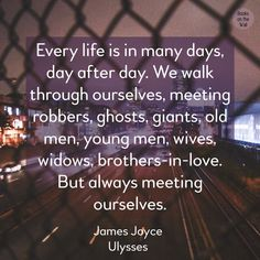 Image result for ulysses quotes james joyce