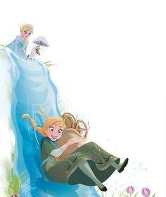 frozen y