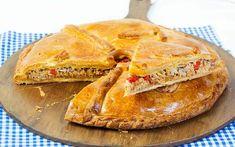 Empanada de atún en thermomix Quiches, Gourmet Recipes, Mexican Food Recipes, Cooking Recipes, Ethnic Recipes, Spanish Recipes, Healthy Recipes, Miami Bakery, Best Spanish Food