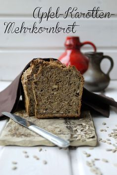 Bread Baking (Fri)day: Apfel-Karotten-Mehrkornbrot