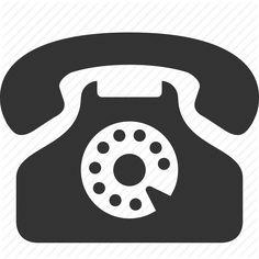 old phone symbol | Pics Photos - Psd Old Telephone Icon Psdgraphics