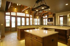Craftsman Ranch House by ScottHomes, via Flickr