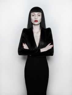 #goth #dark fashion http://www.dollskill.com