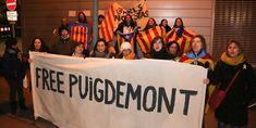 Freiheit für Carles Puigdemont