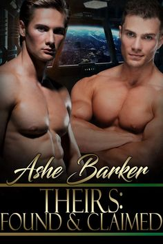 Kryssie Fortune: Theirs : Found and Claimed by Ashe Barker.  #spank...