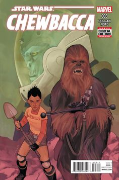 STAR WARS CHEWBACCA #1~HAND-SIGNED BY PHIL NOTO~POE DAMERON ARTIST~