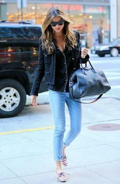 Miranda Kerr. Love her style