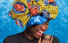 Comment nouer le foulard ? C'est avec Les Moussors de Awa ! Africa Fashion Turban Style, Africa Fashion, Dashiki, African Beauty, Black Girl Magic, Head Wraps, Tribal Makeup, Captain Hat, Creations