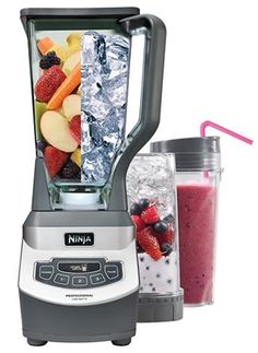 The Best Gift for Dairy-Free and Vegan: Ninja Professional Blender BL660 for Home (Finally, an affordable high-power blender that is awesome!)