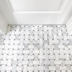 White and grey hue bathroom floor tile - Hampton Delray Marble Mosaic Tile - 10 . White and grey hue bathroom floor tile - Hampton Delray Marble Mosaic Tile - 10 . Marble Bathroom Floor, Mosaic Bathroom, Bath Tiles, Wall And Floor Tiles, Bathroom Flooring, Marble Floor, Mosaic Wall, Bathroom Wall, Master Bathroom