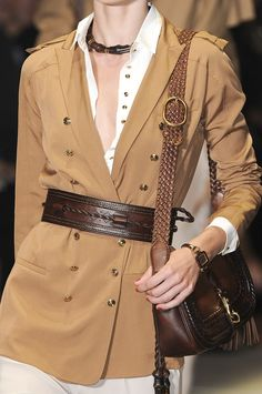 Gucci 2013...Classy Camel and Chocolate