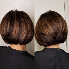 Medium Hair Cuts, Short Hair Cuts, Medium Hair Styles, Short Hair Styles, Short Grey Hair, Short Wavy, Hairdos, Bob Hairstyles, Classic Bob