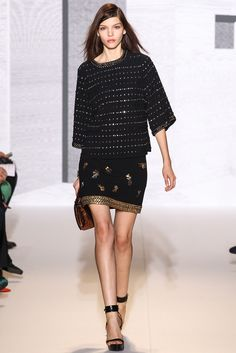 Andrew Gn Spring 2014 Ready-to-Wear Fashion Show