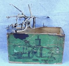 Patented American Hand Sewing Machine