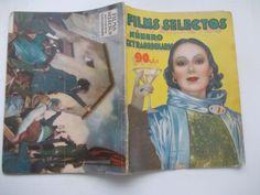 DOLORES DEL RIO SHIRLEY  TEMPLE AL  JOLSON 1934 SPANISH  MOVIE   MAGAZINE