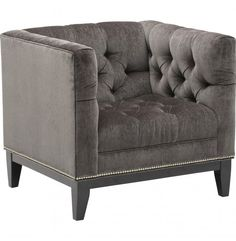 Roland Chair - Furniture - Chairs - Fabric  - Editor's Picks - Made in the USA Furniture
