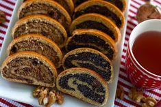 TücsökBogár konyhája: Bejgli (paleo) Hungarian Desserts, Paleo Sweets, Paleo Food, Desert Recipes, Banana Bread, Deserts, Eat, Breakfast, Drinks