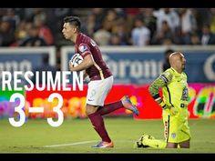 Pachuca vs America - http://www.footballreplay.net/football/2016/11/20/pachuca-vs-america/