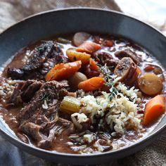 Slow Cooker Short Rib Stew — Judy Kim