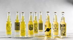 Thorsteinn #beer brand by Iceland Academy of the Arts #packaging #cerveza